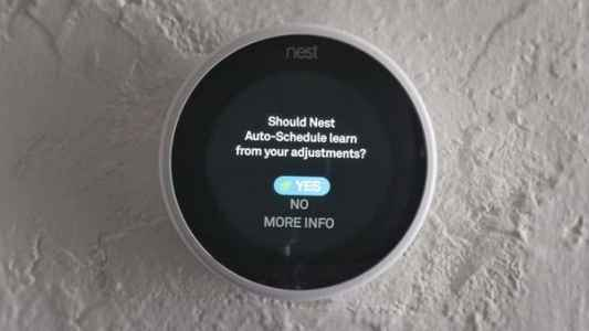 Schedules on Thermostat