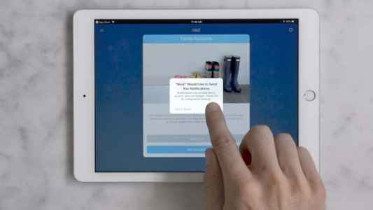Adding Mobile Devices with App