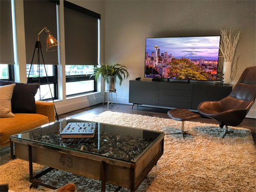 4k Television Home Theater Seattle WA