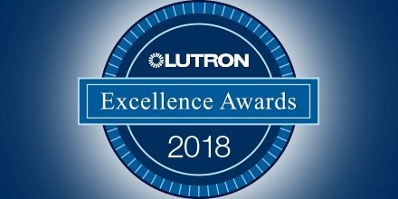 Lutron Announces 2018 Excellence Award Winners