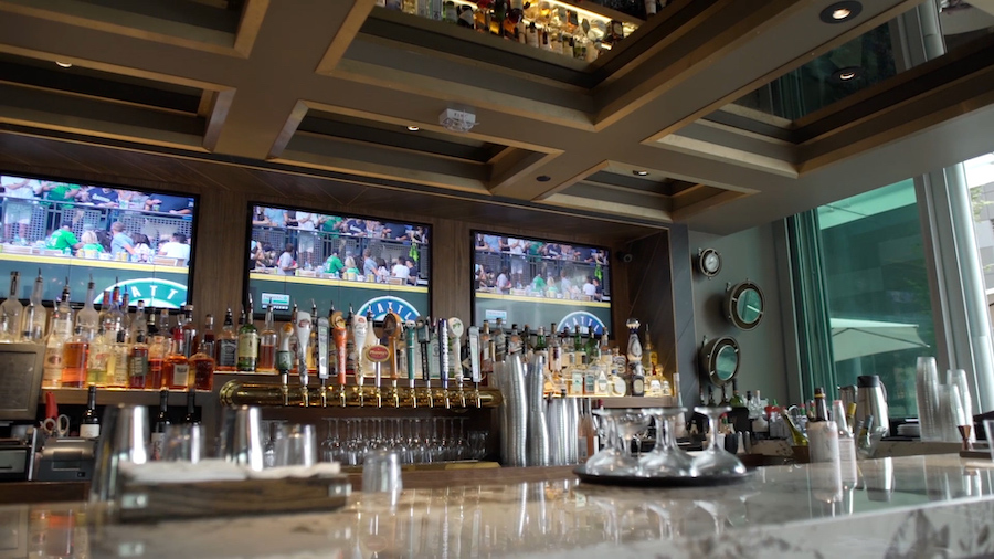 Project Spotlight: Commercial AV Upgrade in a Historic Restaurant