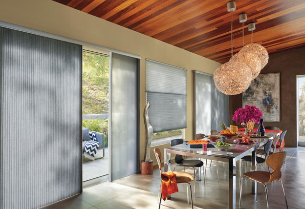 Discover 3 Motorized Window Treatment Solutions from Hunter Douglas