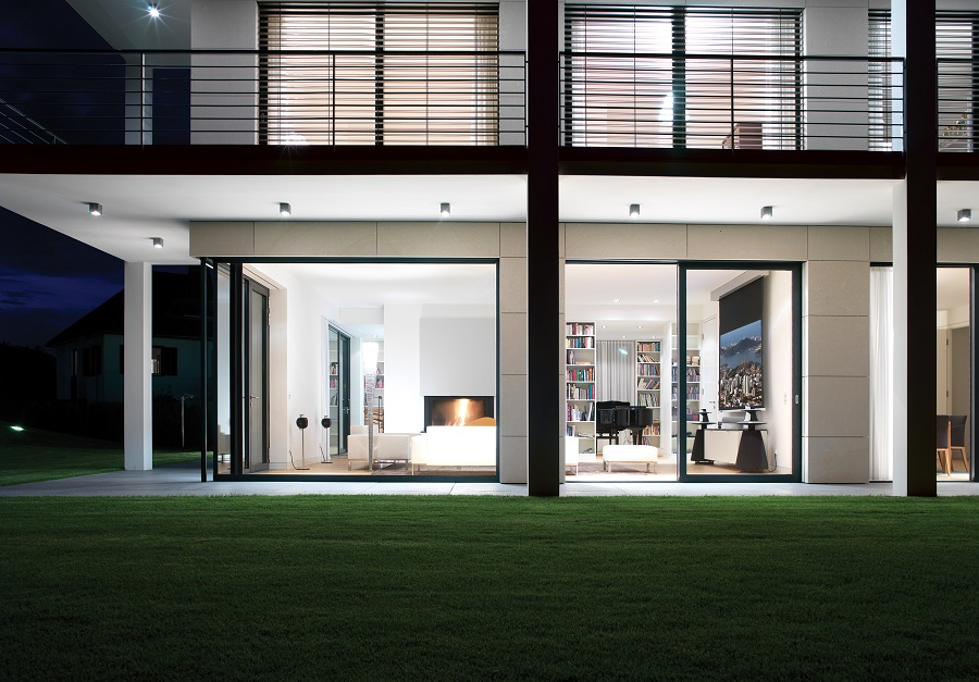 What Can a Day Look Like with Whole-Home Lighting Control?