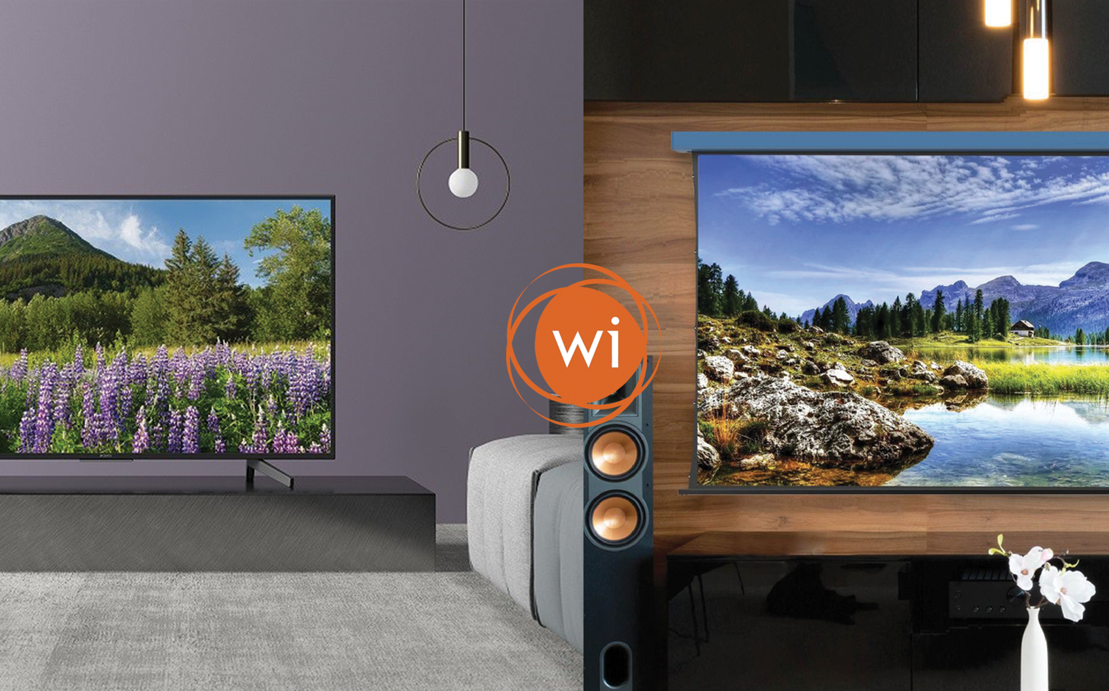 When Is a TV or Projector Right for Your Home Theater System?
