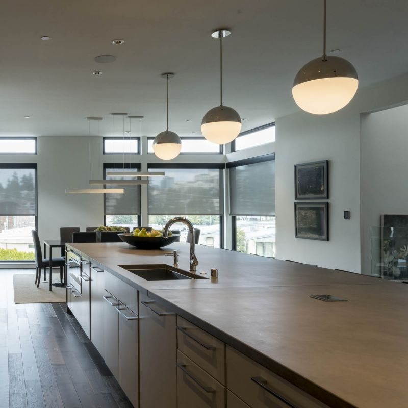 shading kitchen